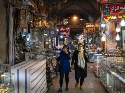 Hossein Dehghanian- Isfahan Traditional Bazaar