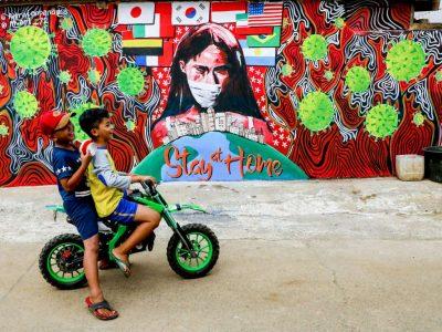 عکس از ریسا کریسادای- دِپوک، اندونزی